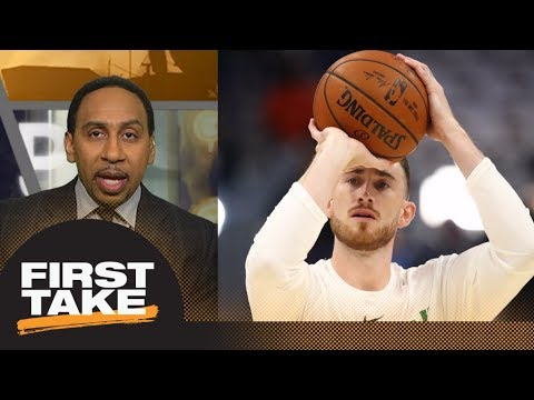 Stephen A. Smith on Gordon Hayward: He shouldn't return to Celtics this season | First Take | ESPN