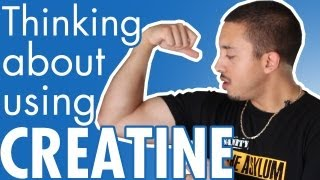 Thinking about using Creatine? - Benefits & Side effects!