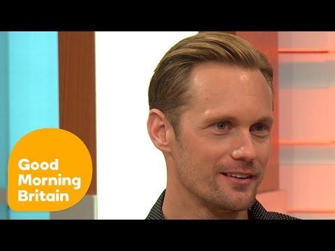 Alexander Skarsgård and Margot Robbie - The Legend of Tarzan Interview | Good Morning Britain