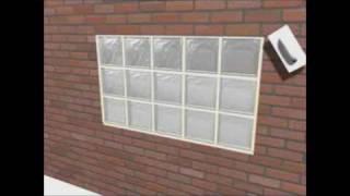 Технология укладки стеклоблоков.(Упрощенная технология укладки стеклоблоков., 2010-09-17T21:15:02.000Z)