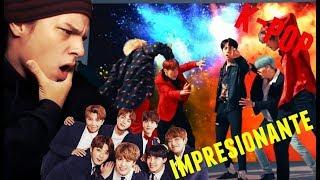 REACCIONANDO a BTS (K-POP) POR PRIMERA VEZ - IMPRESIONANTE