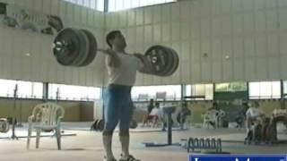 IronMind Spotlight on Kakhi Kakhiashvili: From the 1993 Worlds Training Hall