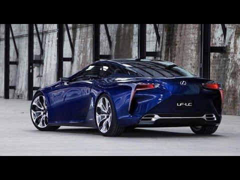Lexus Lf Lc Price >> 2017 Lexus Lf Lc Price Engine Options Youtube