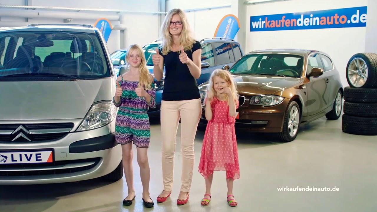 Wir Kaufen Dein Auto Werbung Nervt
