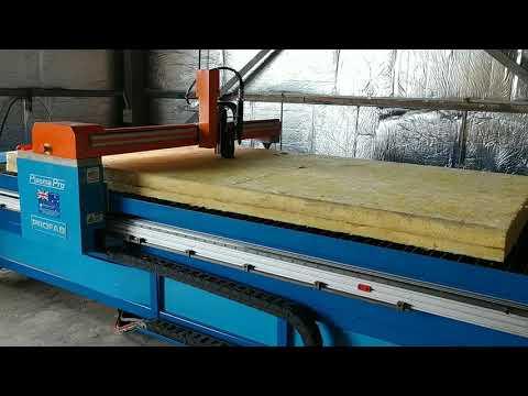 PROFAB Plasma Cutting Table CNC Machine Insulation Cutting #1