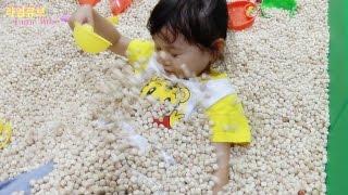 라임이의 타요 키즈카페 장난감 놀이 4편 뽀로로 Tayo Bus Car Kids Cafe Toys Play ТАЙО Игрушки 라임튜브