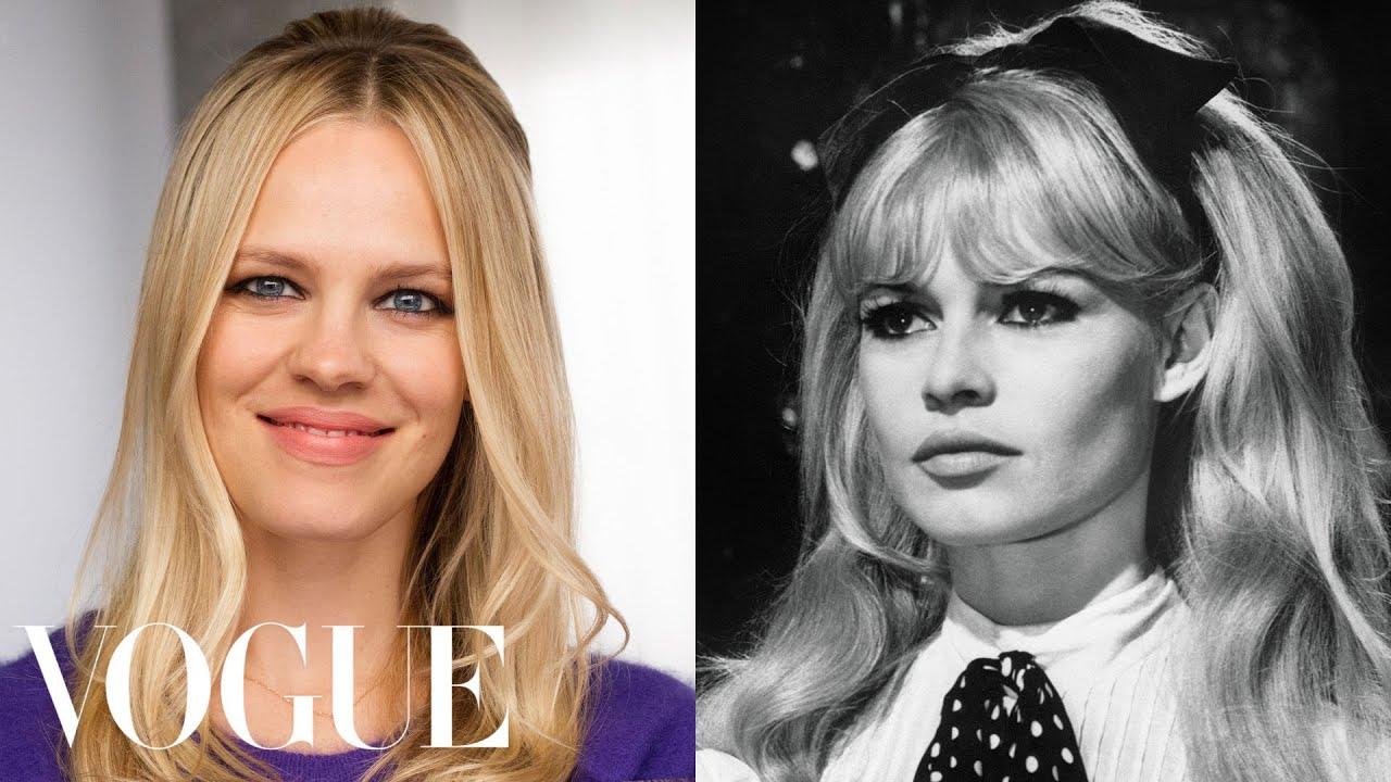 3c7593d9ef41 How to Get Brigitte Bardot's Smoky Eyes-Makeup Tutorial-Beauty Icons-Style.com  - YouTube