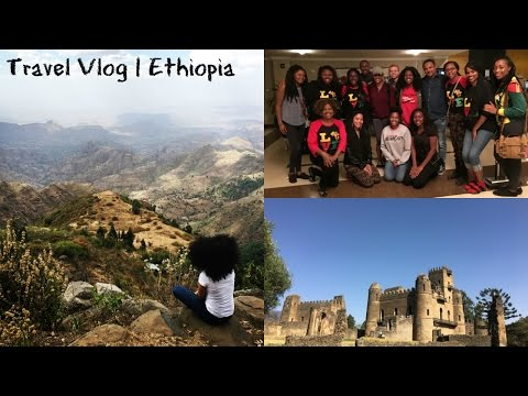 Travel Vlog | Ethiopia | Study Abroad