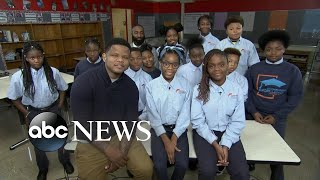 Meet the 6th graders whose inspiring rap video on education went viral