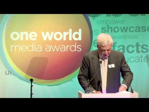 One World Media News Award 2013