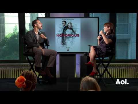 "Daniel Sunjata On ABC's New Series ""Notorious"" | BUILD Series"