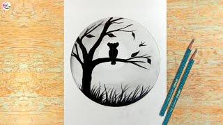 sketch pencil easy drawing beginners creative