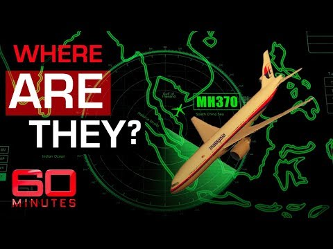 MH370 - The Situation Room | 60 Minutes Australia