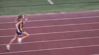 CYS Orange County Middle School Track Meet Girl's 7th Grade 4x100 Relay