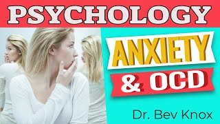 Learn Psychology While You Sleep - Anxiety Disorders & OCD Treatments