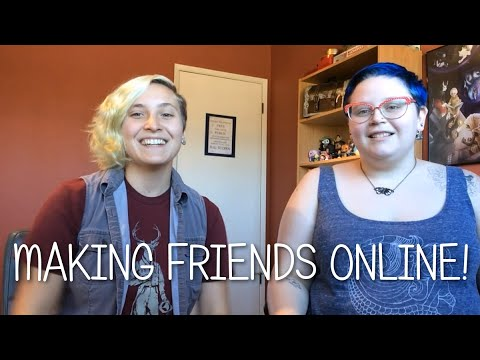 How to Make Internet Friends! from YouTube · Duration:  6 minutes 12 seconds