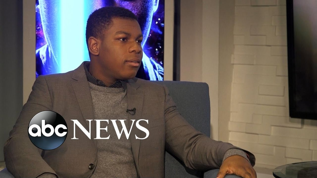 'Star Wars' lead John Boyega goes off on racist fans
