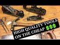 How To Get High Quality Woodworking Tools Cheap!!!