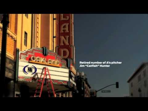 Comcast Sportsnet  Bay Area (Fox Theater) TV Commercial