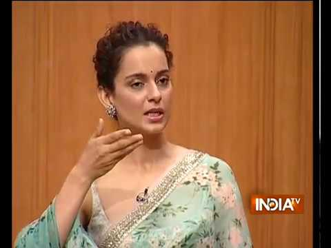 Kangana Ranaut on directors, nepotism and films