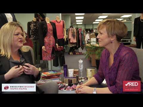 Dress for Success Hilary Barry Interview