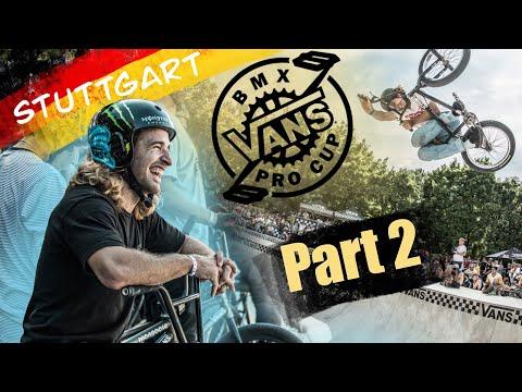 ???????? ???????? ? ?????????? | Finals Vans PRO CUP Stuttgart | BMX