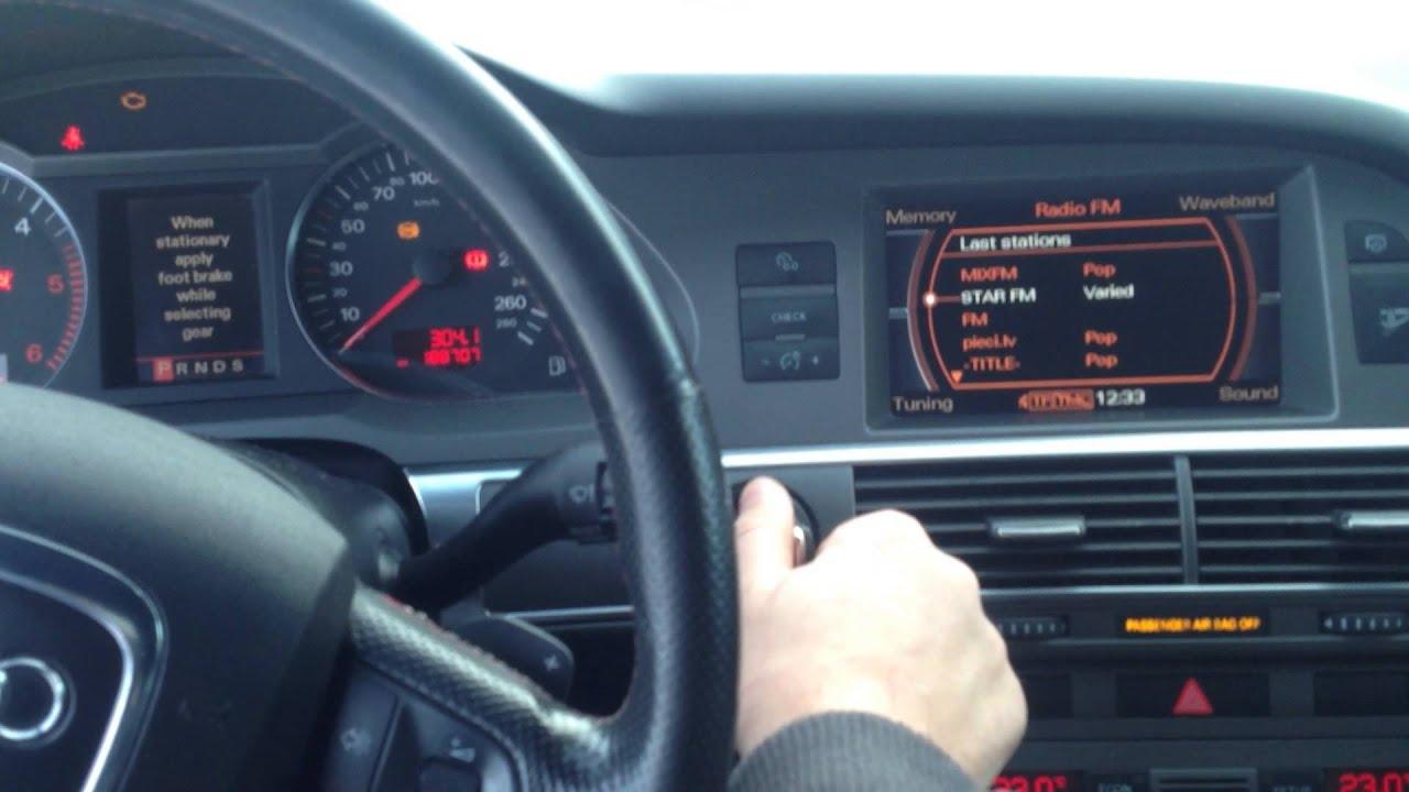 Audi a6 4f 30 tdi