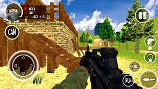 Soldier Wars and City Sniper ▶️Best Android Games GamePlay 1080p(by AurexGame )