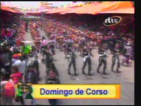 Domingo de Carnaval 2017 - 4: Caporales San Simon, Wititis y Tinkus Huajchas