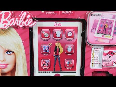 Barbie B-book Pad - Interactive Organiser / Interaktywny Organizer Barbie Pad Tablet - Mattel