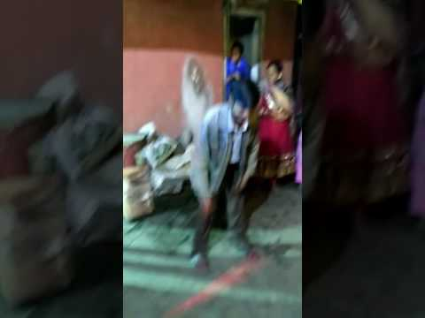 Funny crying song dance