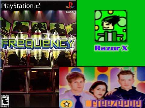 Frequency soundtrack: Freezepop - Science Genius Girl