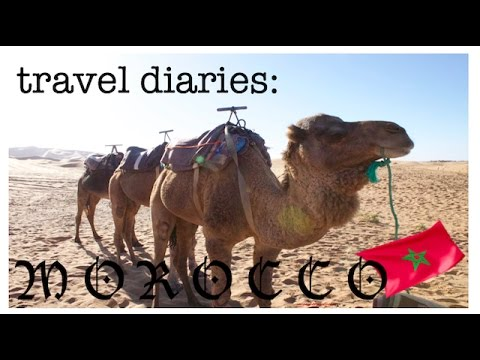 TRAVEL DIARIES ✈️ | MOROCCO VLOG