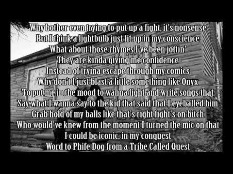 Eminem   Legacy Lyrics HD