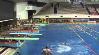 секция по прыжкам в воду HiDive.ru