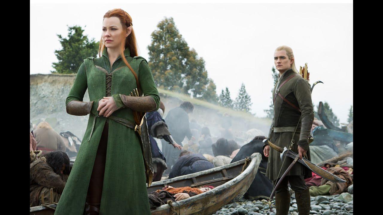 Der Hobbit 3 Die Schlacht Der Fünf Heere Trailer Kritik Review