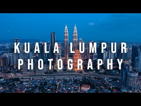 8 Locations to Take Amazing Photos in Kuala Lumpur !