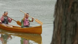 Build A Wooden Canoe By Hand