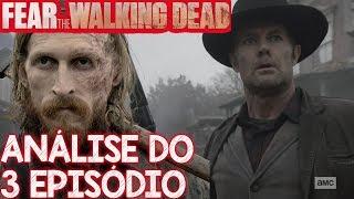 Fear The Walking Dead Análise do 3 episódio da 5 temporada - Dwight e Morgan juntos