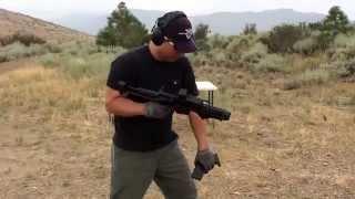 AR15 bushmaster SBR 7-1/2