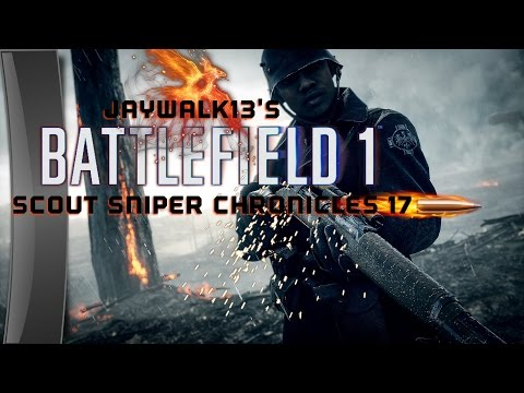 Battlefield 1 : Scout Sniper Chronicles 17