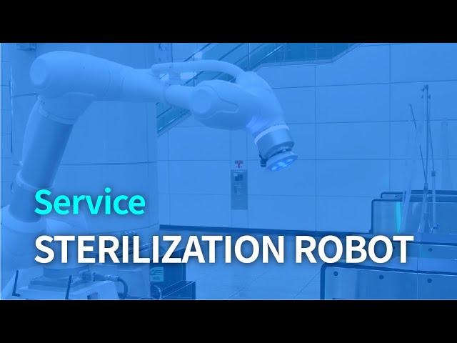 Doosan's sterilization robot help to fight COVID-19