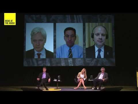 Ideas at the House: Panel - The War on Whistleblowers and Their Publishers