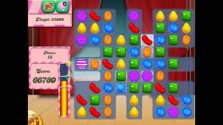 Candy Crush Saga: Level 203 (No Boosters) iPad 4