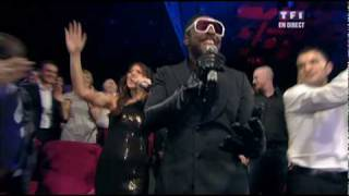 Black Eyed Peas Ft. David Guetta - I Gotta Feeling (Live In Cannes*NRJ Music Awards)