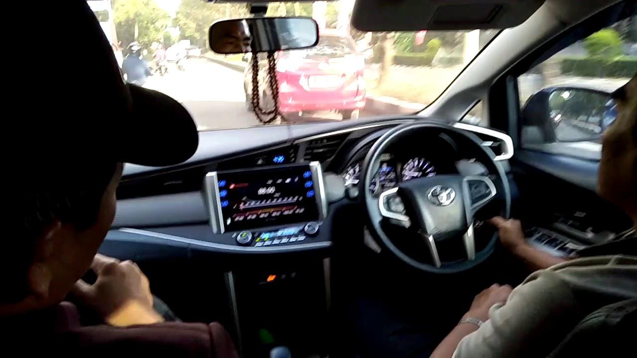 Desain Interior Toyota Innova Tipe G 2017 Youtube