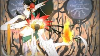 【VY1・鏡音リン】 三鳥夭夭 【オリジナル】中文字幕 放散痛 検索動画 13