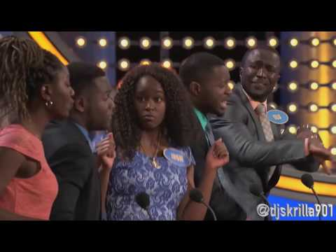 The OBUS are on the Feud! | Family Feud Remix