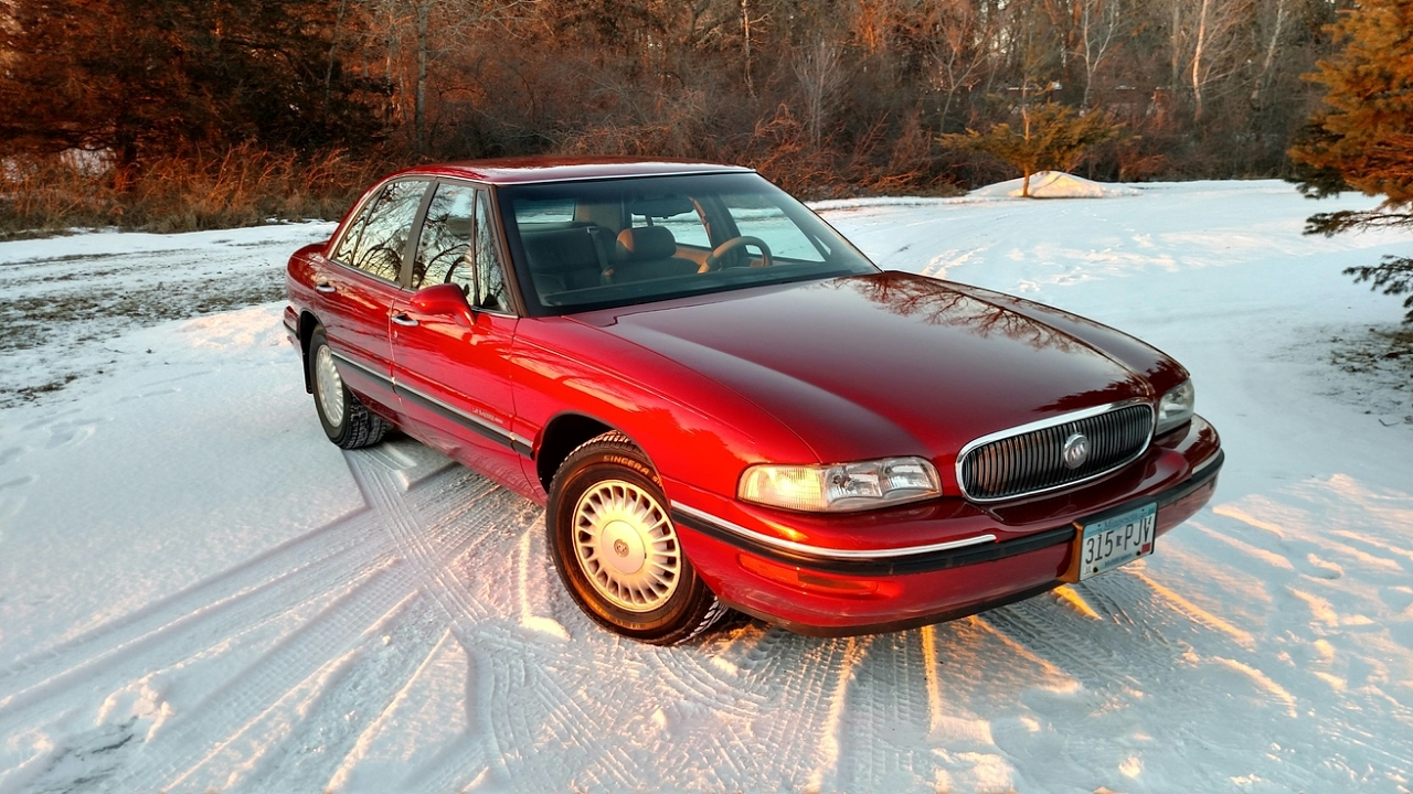 1998 Buick LeSabre - YouTube