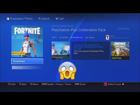 How to Download: New Fortnite Skin & Glider For Free! (Fortnite Celebration Pack)